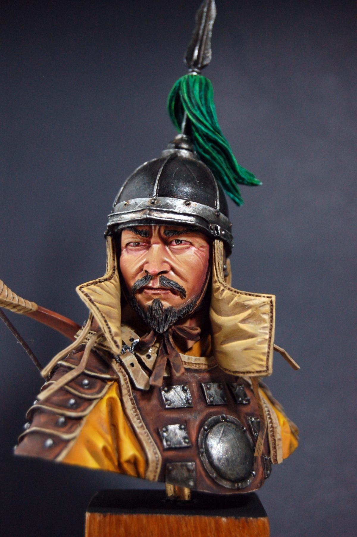 Mongol Warrior By Rodrigoguilherme 183 Putty Amp Paint