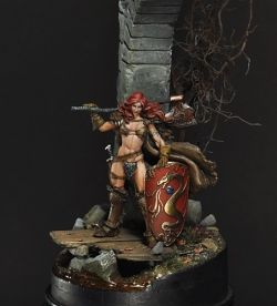 Verthandi - Dragon Huntress