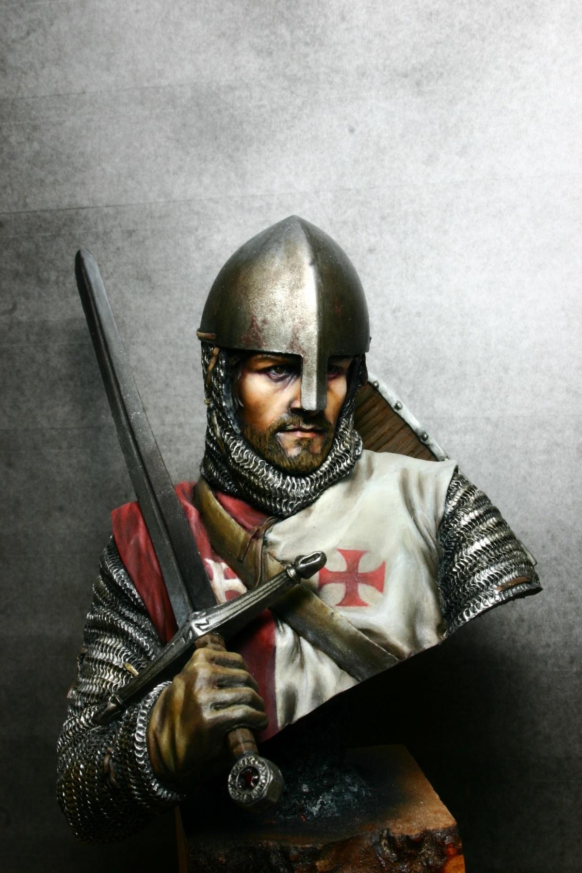 "Knight Of Wands As Advice: Knight Of Heaven By Pietro ""Crimson Forge"" Bertolotti"