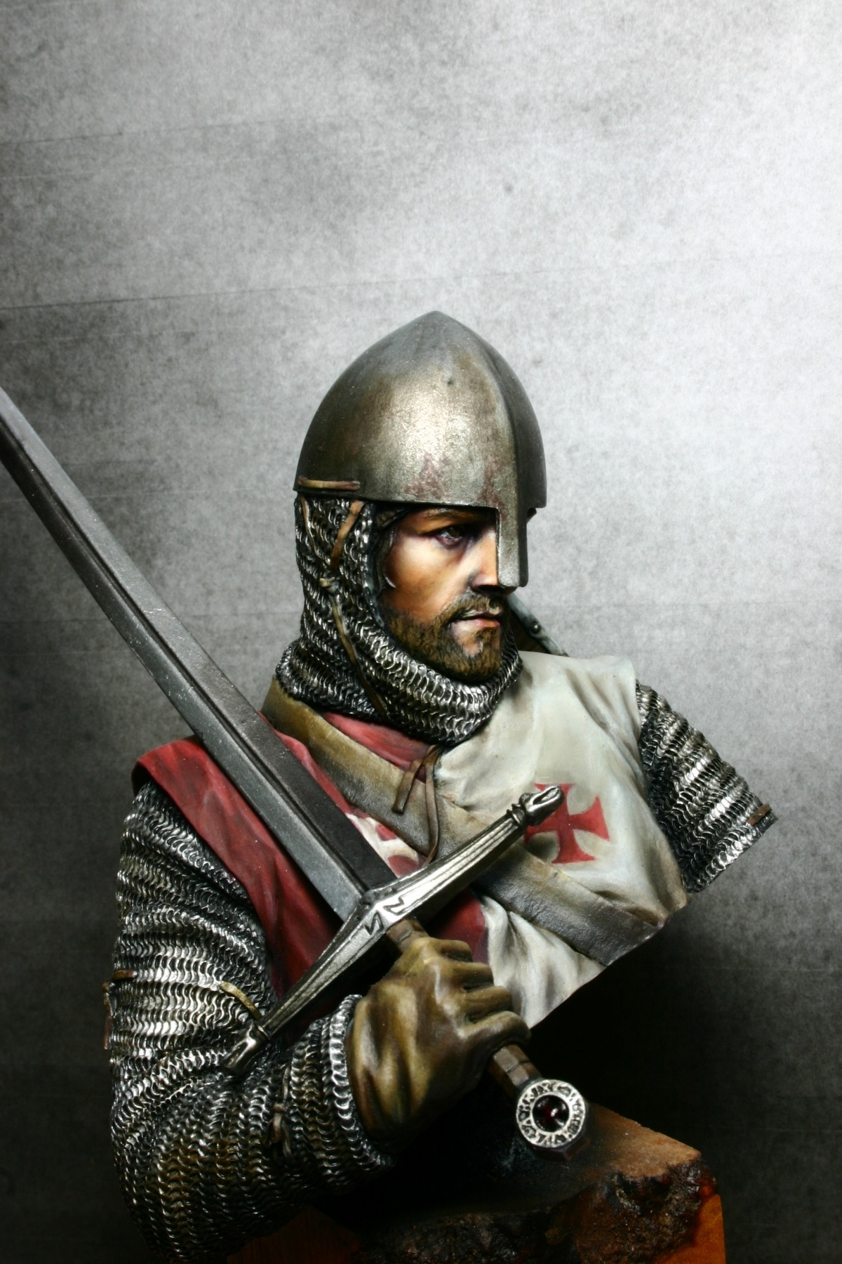Knight Of Heaven By Pietro Quot Crimson Forge Quot Bertolotti