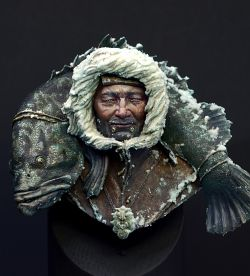 Inuit Fisherman