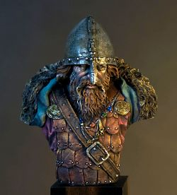 Viking Icelandic Chief -Alma miniatures 1/12