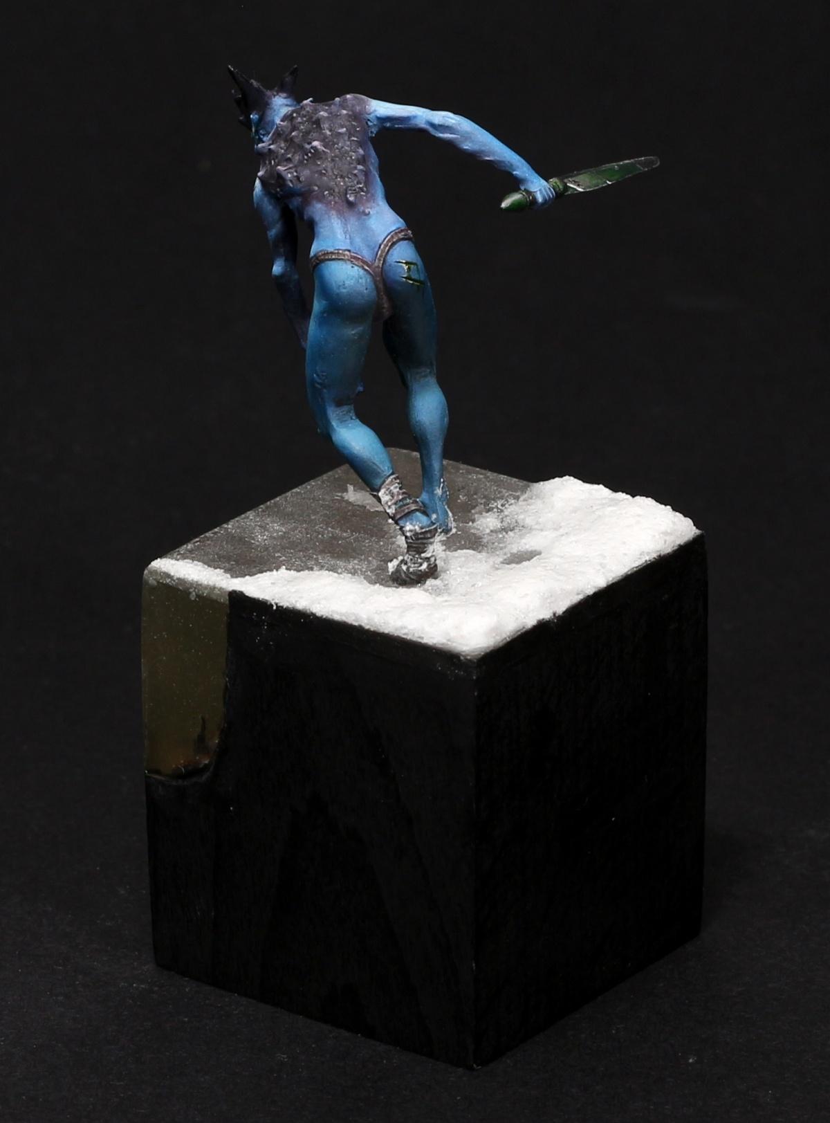 Ice Demon By Klaus Dorn 183 Putty Amp Paint