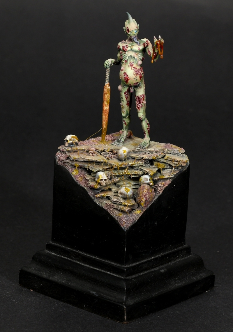 Plague Bearer By Klaus Dorn 183 Putty Amp Paint