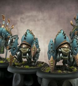 Cryx Army: Mini Warjacks