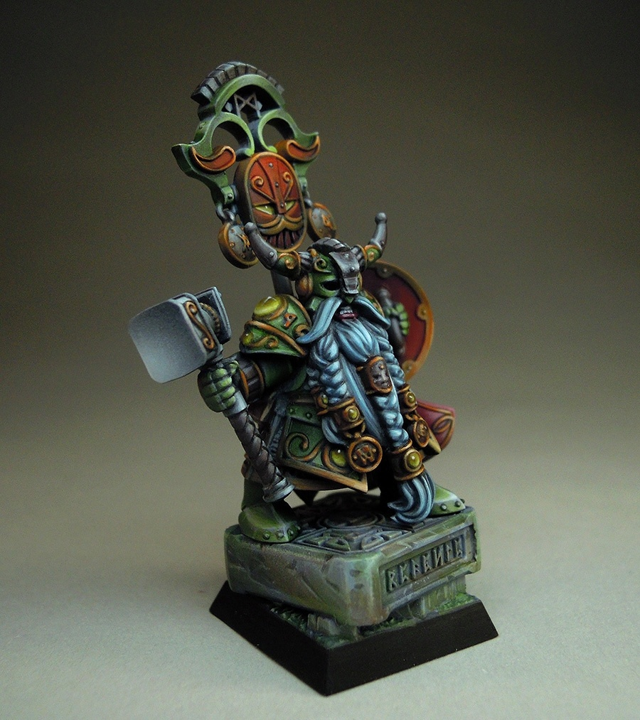Belegar Ironhammer By Sergey We7 Chasnyk 183 Putty Amp Paint
