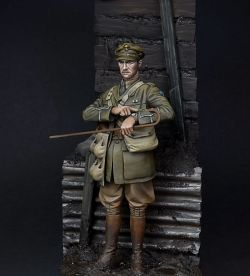 Lieutenant , Battalion Bombing Officer, 25th North. Fusiliers, 1916