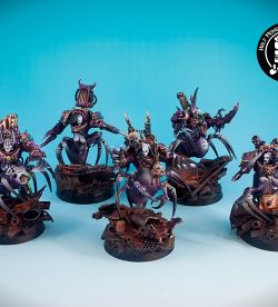 Slaanesh Terminators aka