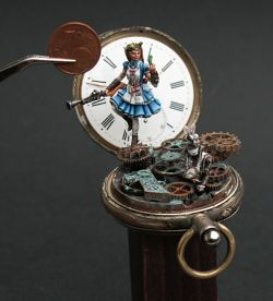 Clockwork Alice
