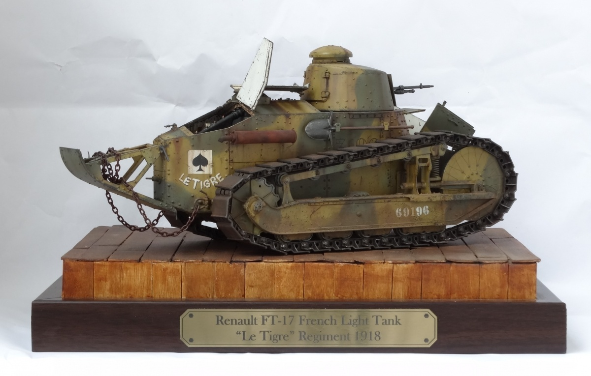 Renault Ft 17 1 16 By Mitko Nikitov 183 Putty Amp Paint