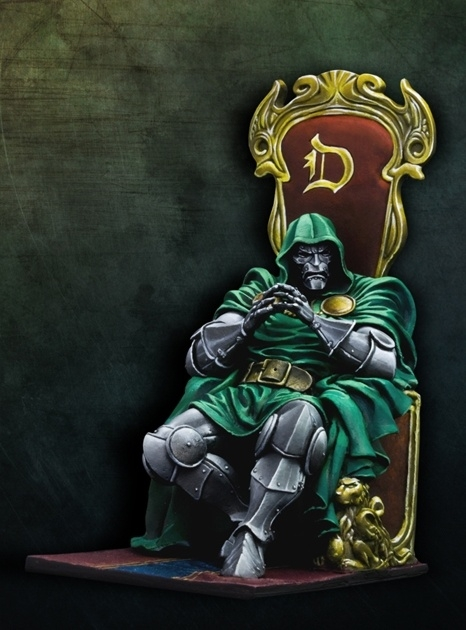Dr.Doom - Offical Artbox