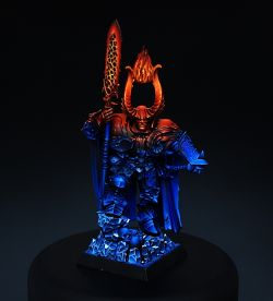 Fire and Ice Chaos lord