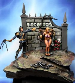 Ammo Slave - Kingdom Death
