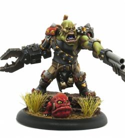 Big Boss Ork & Squig