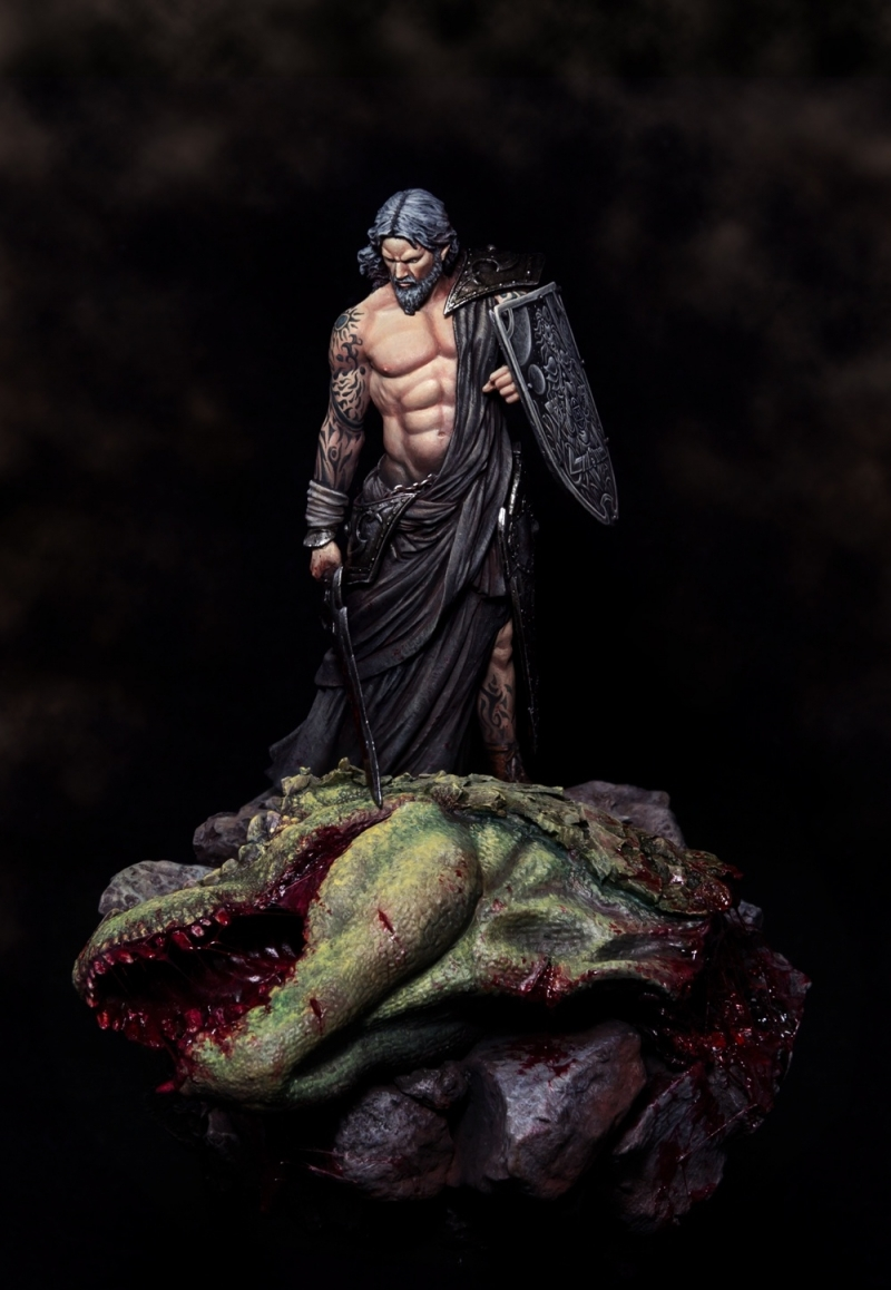 """Lost in to the wild"" Alexandros Zeus Conversion"