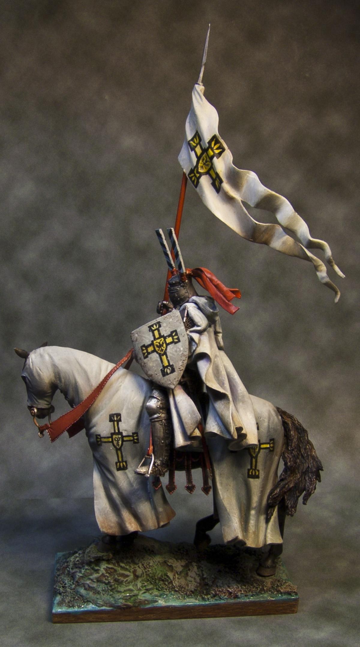 Teutonic Knight By Oxo Kod 183 Putty Amp Paint