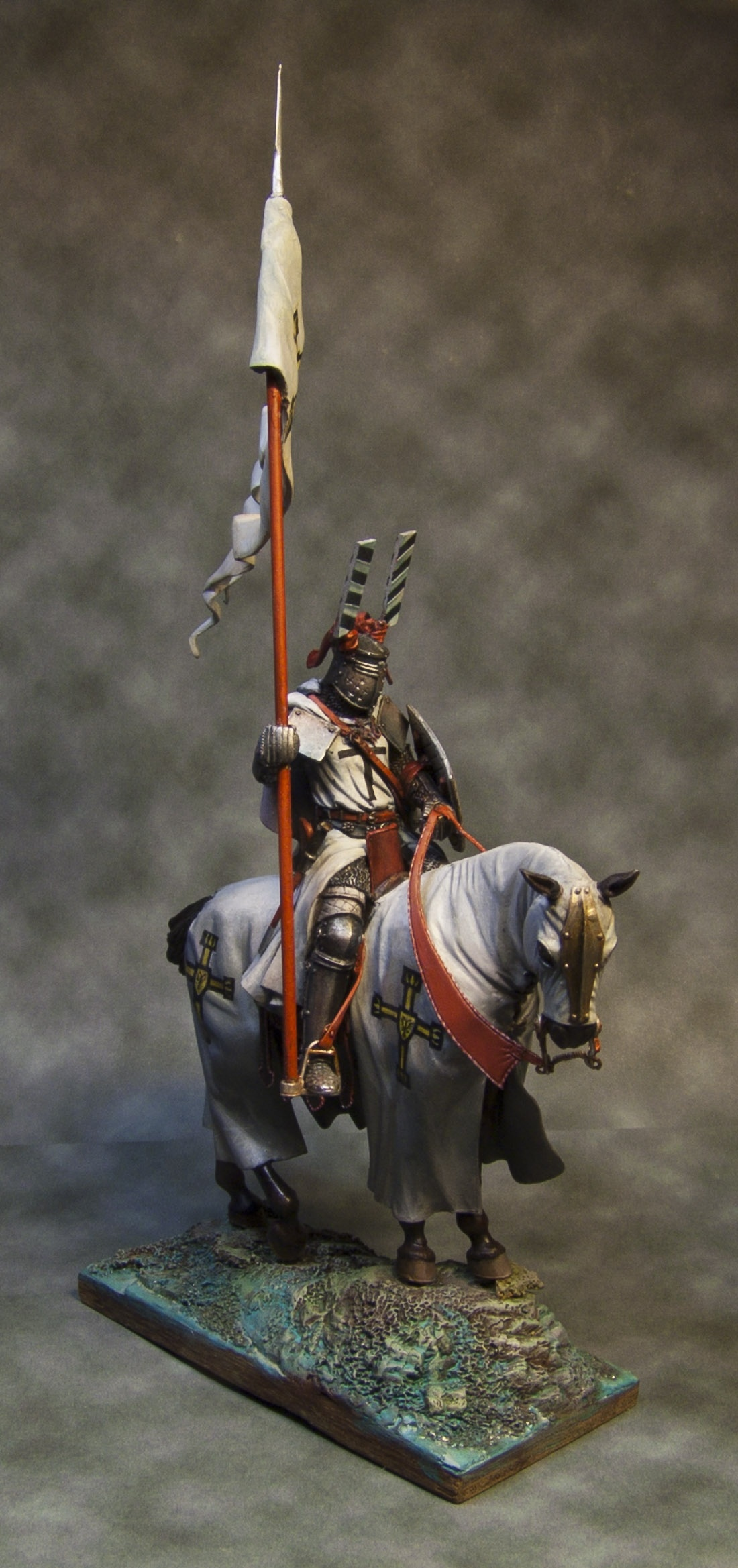 Teutonic Knight by oxo-kod · Putty&Paint
