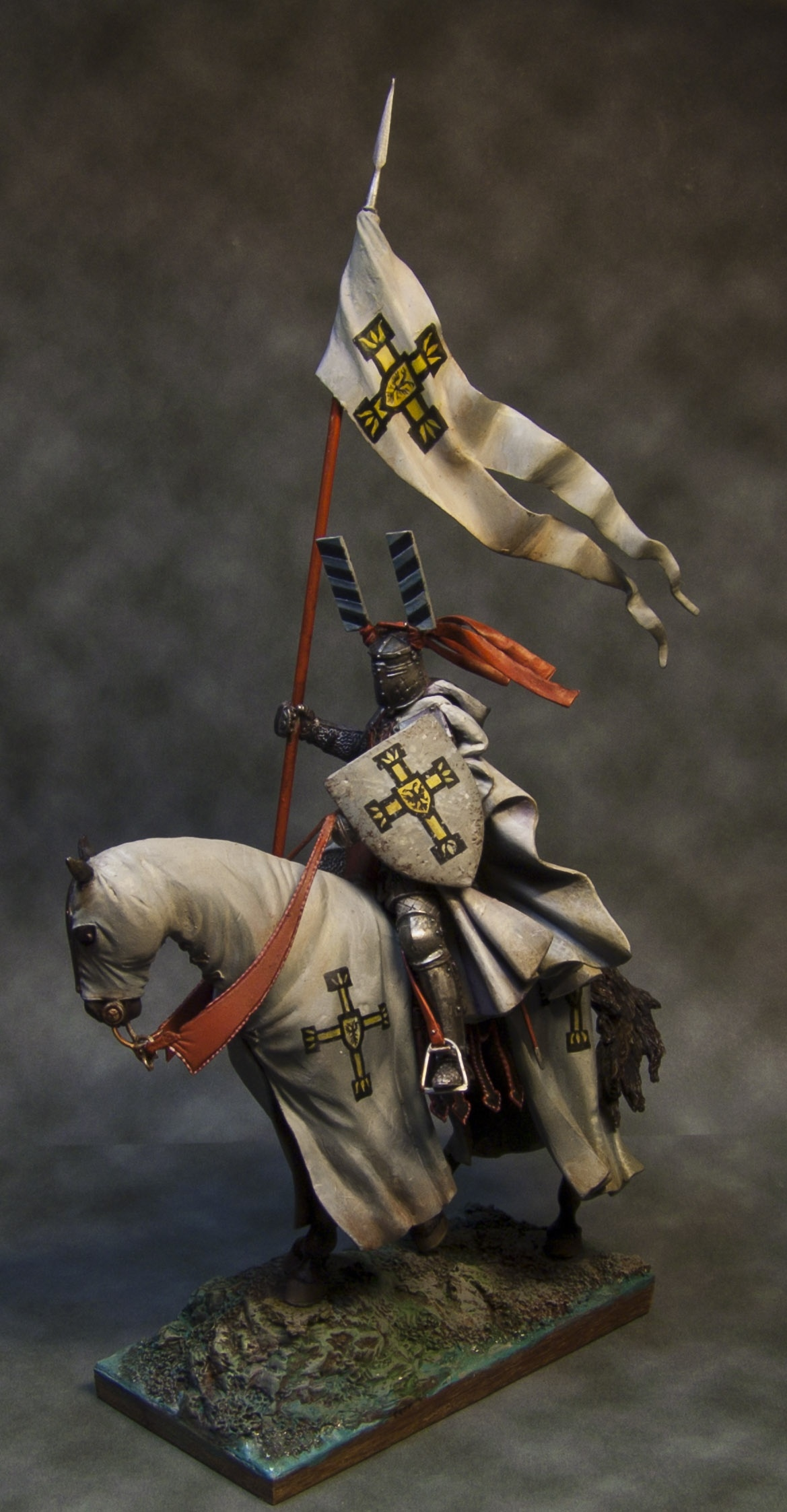 Teutonic Knight By Oxo Kod 183 Putty Amp Paint