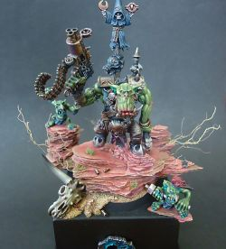 Gurfang Numbzkull Da Space Ork