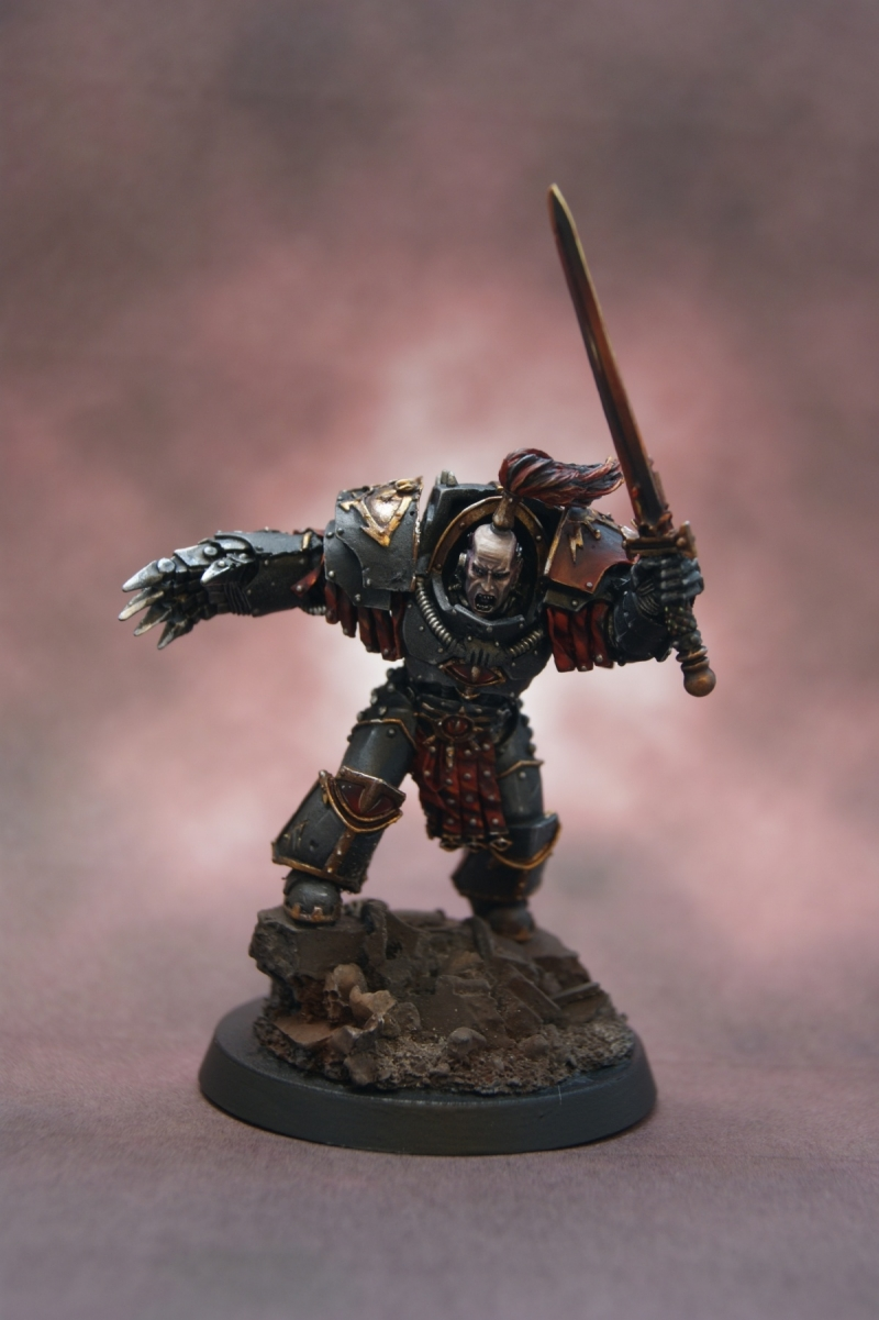 Abaddon - First Captain of The Sons of Horus
