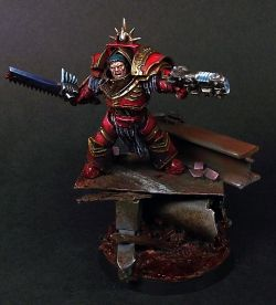 Blood Angel Praetor
