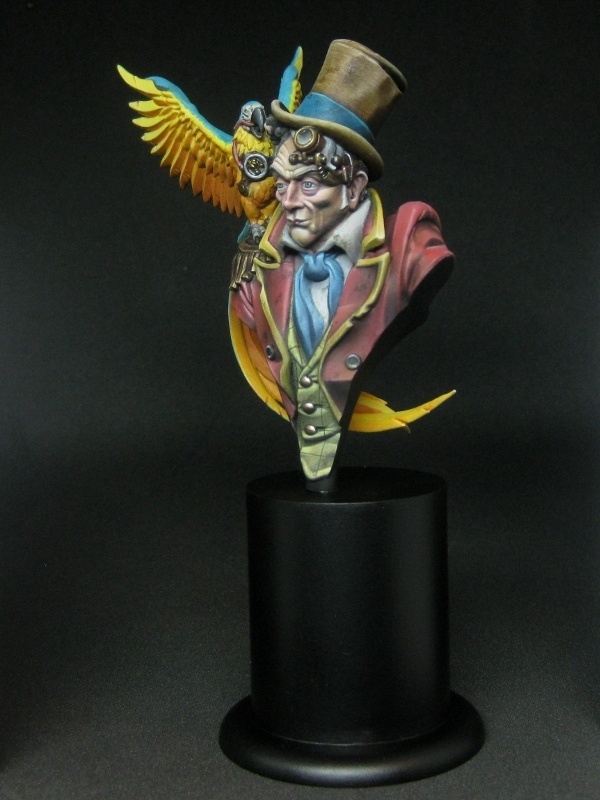 Uncle John by Infamy Miniatures