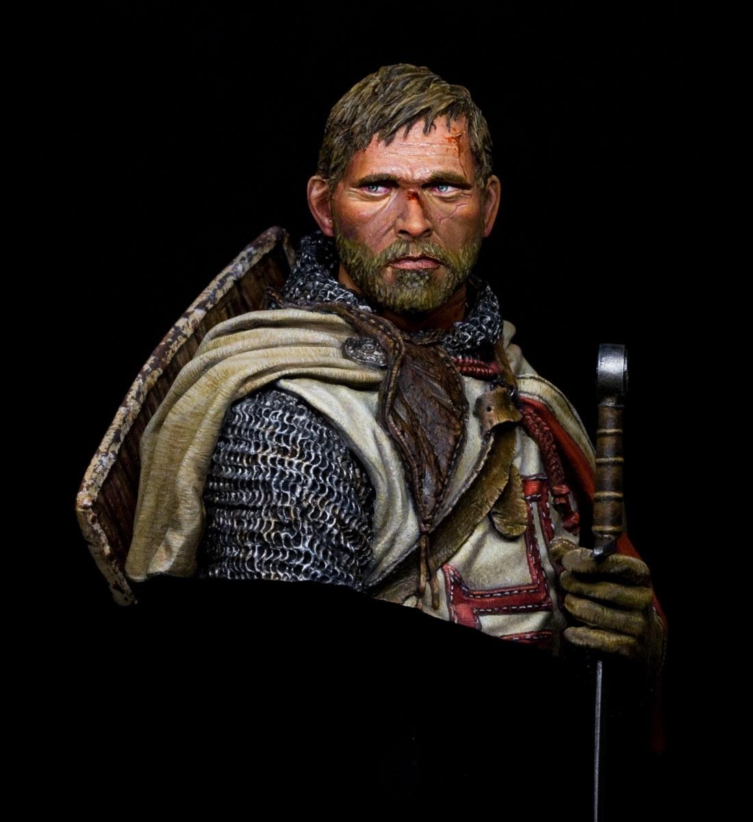 Templar Knight by Jason Zhou · Putty&Paint