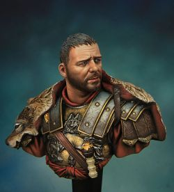 Roman general 1\10 bust from Young miniatures
