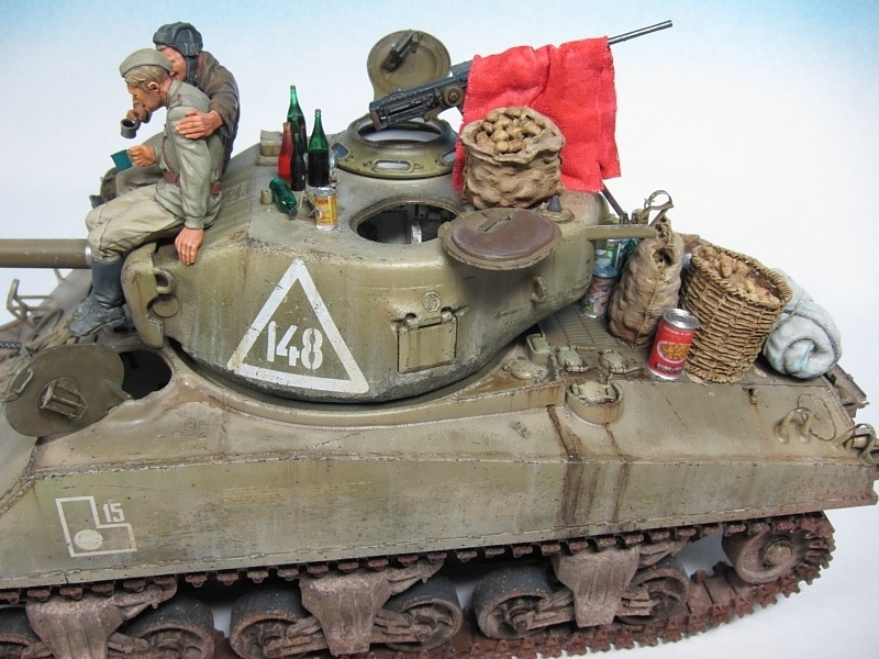 Red Army Sherman