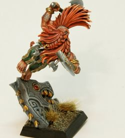 Flint Deathquest - Dwarf Dragonslayer