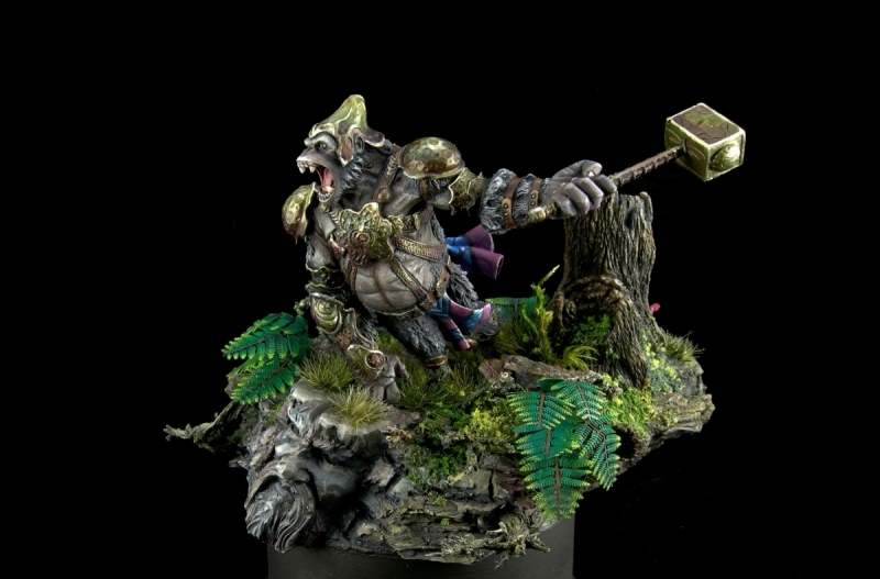 Dagor Ancient Fury - Andrea Miniatures