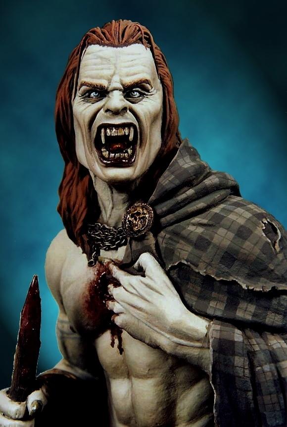 Celtic Vampire By Juan C Avila Ribadas PuttyampPaint