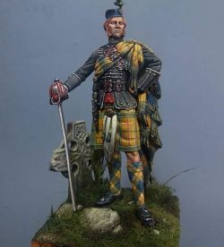 Noble Escoces clan McLeod.