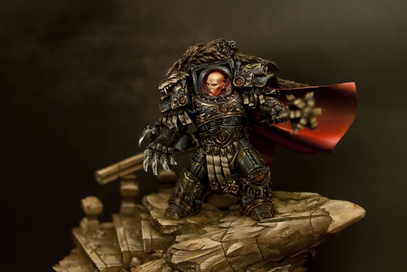 Horus Lupercal, the Warmaster