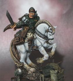 Cadian Rough Rider Officer