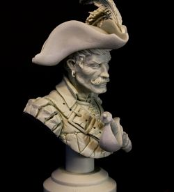 Carlos 1/10 scale Bust