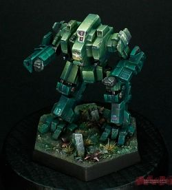 Carronade BattleMech