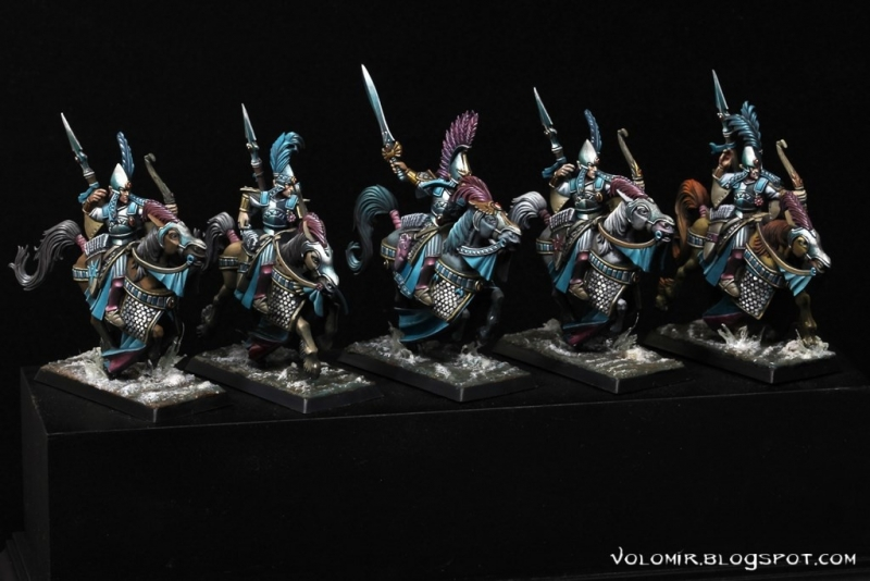 The Ellyrian Reavers