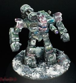 Shockwave BattleMech