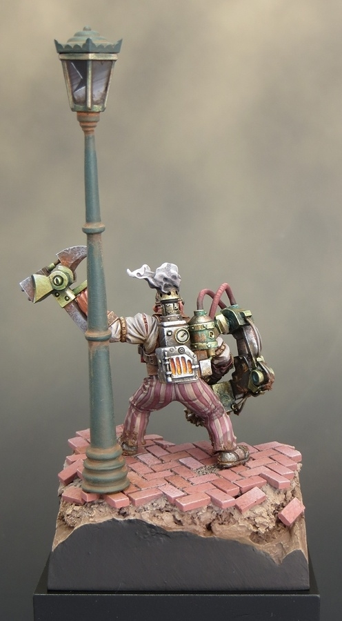 Mole from Infamy Miniatures
