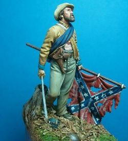 Confederate soldier