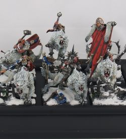 Drakwald Bloodwolves