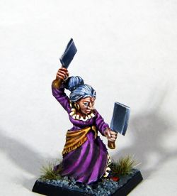Dwarf Matron for Fury:Outburst control