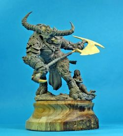 Minotaur Ax faction