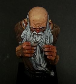Old dwarf by Spira mirabilis