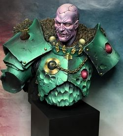 Abyssal warlord bust