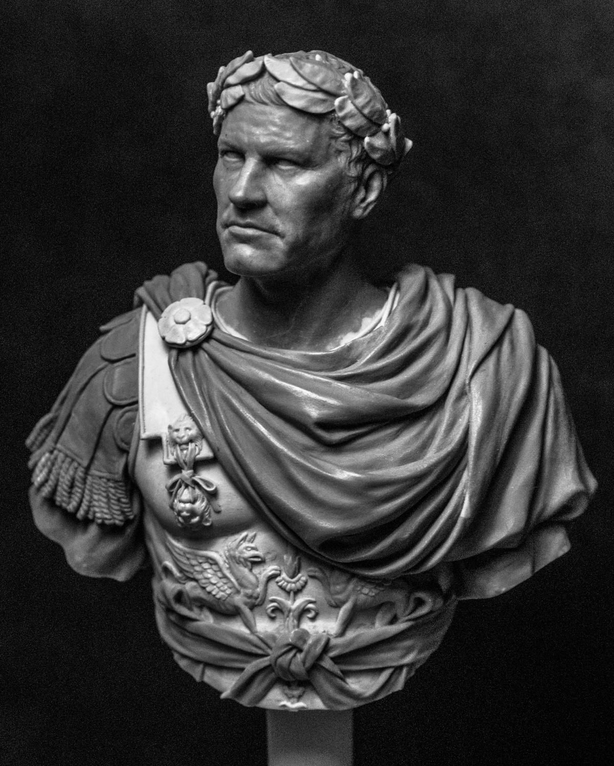 New Paint Gaius Julius Caesar By Jun Sik Ahn 183 Putty Amp Paint