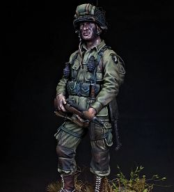 'Screaming Eagle' 101st Airborne