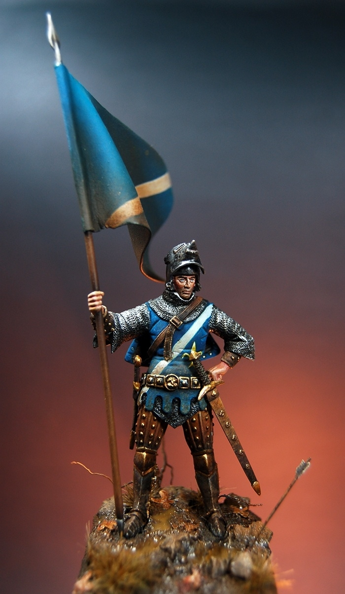 French Knight 1350 By Rodrigoguilherme 183 Putty Amp Paint