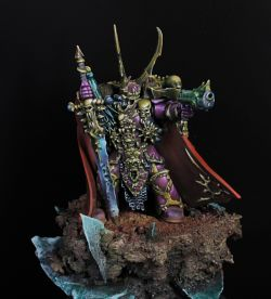 Chaos Lord Space Marine